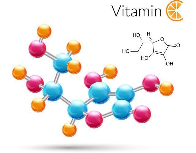 ビタミンCモジュール図